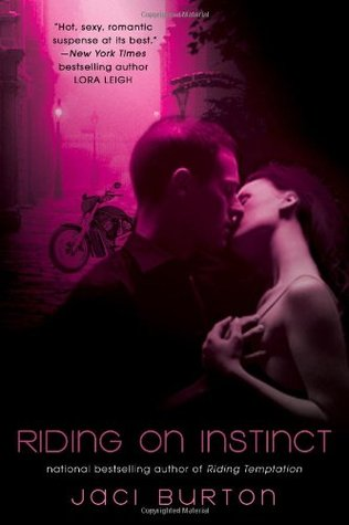 Riding on Instinct (Wild Riders, #3)