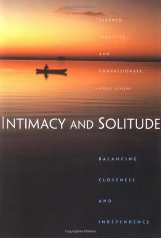 Intimacy and Solitude by Stephanie Dowrick