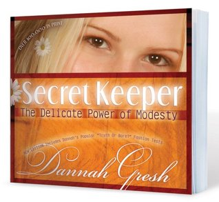 Secret Keeper by Dannah Gresh