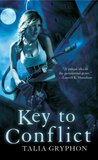 Key to Conflict (Gillian Key, ParaDoc #1)