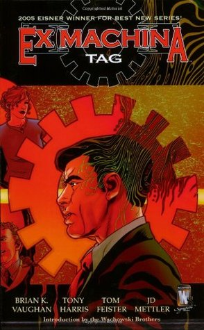 Ex Machina, Vol. 2 by Brian K. Vaughan
