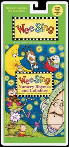 Wee Sing Nursery Rhymes and Lullabies by Pamela Conn Beall