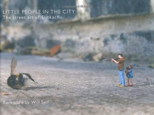 Little People in the City by Slinkachu