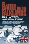 The Battle for the Falklands by Max Hastings