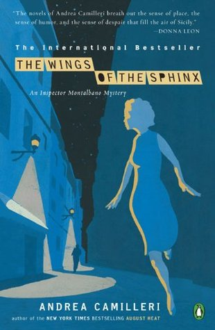 The Wings of the Sphinx (Inspector Montalbano) - Andrea Camilleri