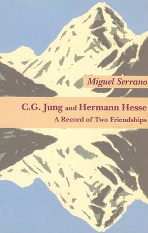 C.G. Jung and Hermann Hesse by Miguel Serrano