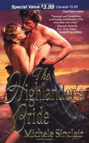 The Highlander's Bride by Michele Sinclair
