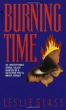 Burning Time (April Woo Mystery, #1)