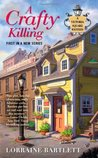 A Crafty Killing (A Victoria Square Mystery #1)