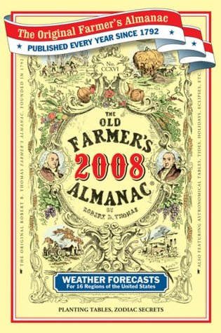 The Old Farmer's Almanac 2008 by Old Farmer's Almanac