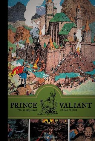 Prince Valiant, Vol. 2 by Hal  Foster