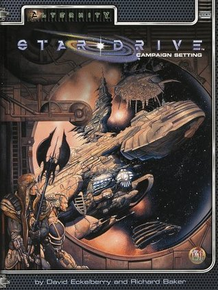 Star Drive Campaign Setting (Alternity RPG)