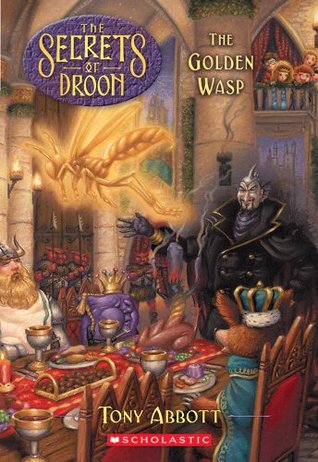 The Golden Wasp (The Secrets of Droon, #8)