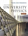 University Physics Vol 1 (Chapters 1-20) (12th Edition)