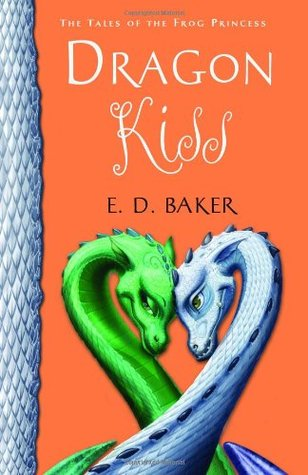 Dragon Kiss by E.D. Baker