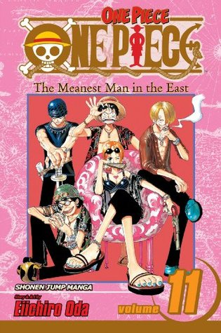 One Piece, Volume 11 by Eiichiro Oda