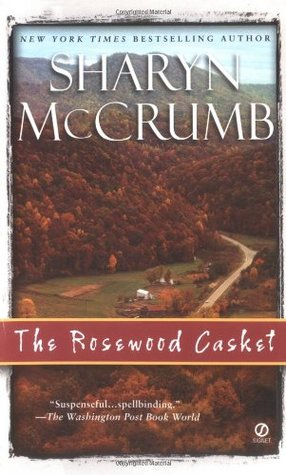 The Rosewood Casket by Sharyn McCrumb