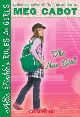 The New Girl by Meg Cabot
