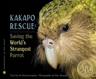 Kakapo Rescue by Sy Montgomery