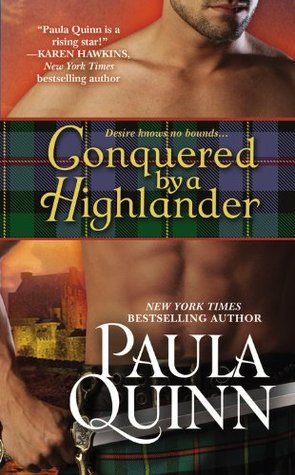 Conquered by a Highlander by Paula Quinn
