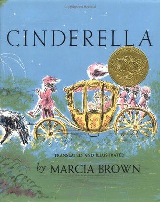 Cinderella, Or, the Little Glass Slipper by Marcia Brown