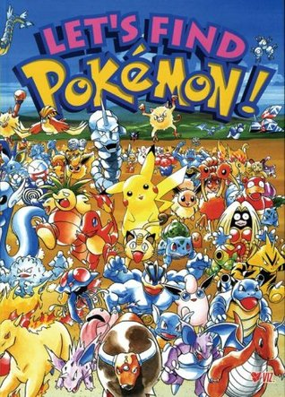 Let's Find Pokemon! Special Complete Edition by Kazunori Aihara