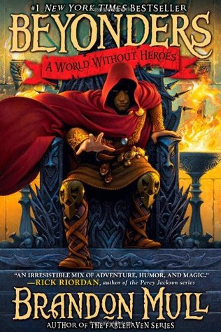 A World Without Heroes by Brandon Mull