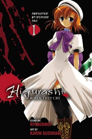 Higurashi When They Cry by Ryukishi07
