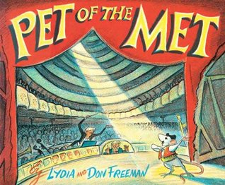 Pet of the Met by Don Freeman