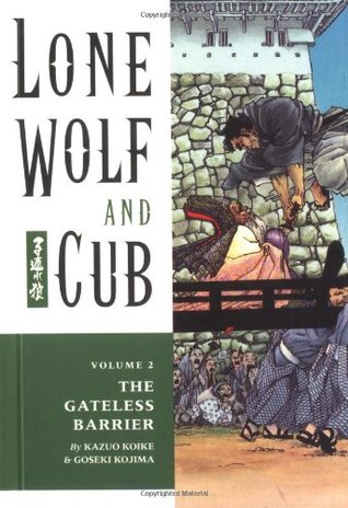 Lone Wolf and Cub, Vol. 2 by Kazuo Koike
