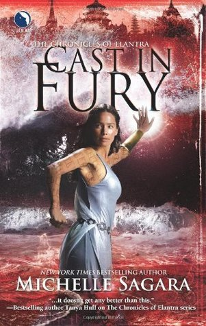 Cast in Fury by Michelle Sagara