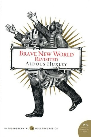 a review of aldous huxleys novel brave new world Aldous huxley's mighty novel of a soulless, streamlined eden is the twentieth century's most brilliant, profound and terrifying evocation of the future our civilization may be creating brave new world is huxley's prophetic vision of natural man in an unnatural world, where freedom lies dead and all our concepts of morality are forgotten.