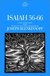 Isaiah 56-66: A New Translation with Introduction and Commentary (Anchor Yale Bible Commentaries)