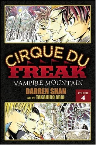 Cirque Du Freak by Darren Shan