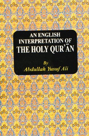 An English interpretation of the Holy Quran by Anonymous