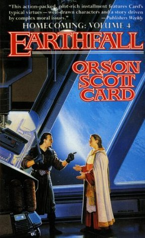 Earthfall by Orson Scott Card