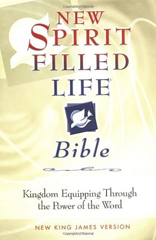 New Spirit Filled Life Bible by Jack Hayford