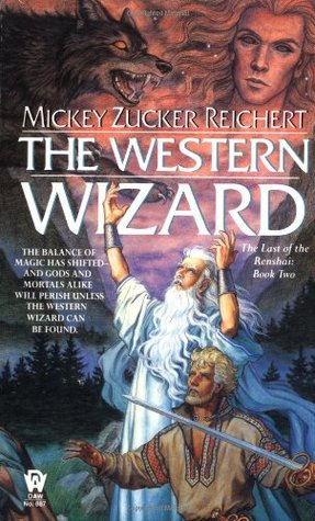 The Western Wizard by Mickey Zucker Reichert