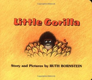 Little Gorilla by Ruth Lercher Bornstein