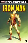 Essential Iron Man - Volume 1