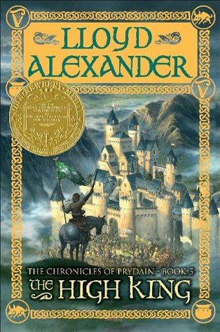 The High King (The Chronicles of Prydain, #5)