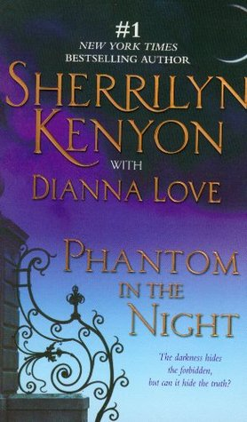 Phantom in the Night (B.A.D. Series,  #6)