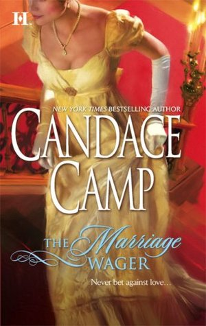 The Marriage Wager (The Matchmakers #1)