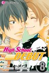 High School Debut, Vol. 08  (High School Debut, #8)