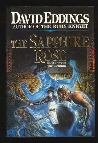 The Sapphire Rose by David Eddings