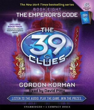 The Emperor's Code by Gordon Korman