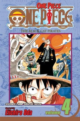 One Piece, Volume 04 by Eiichiro Oda