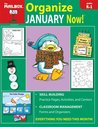 Organize January Now! (Grs. K-1)