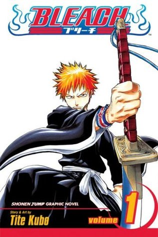 Bleach Volume 01: The Death and The Strawberry (Bleach, #1)
