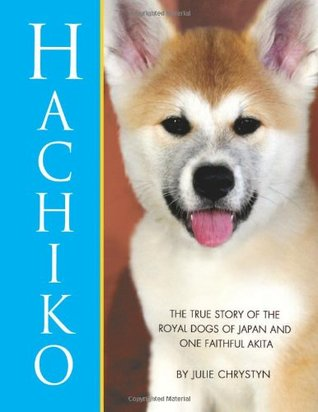 Hachiko by Julie Chrystyn